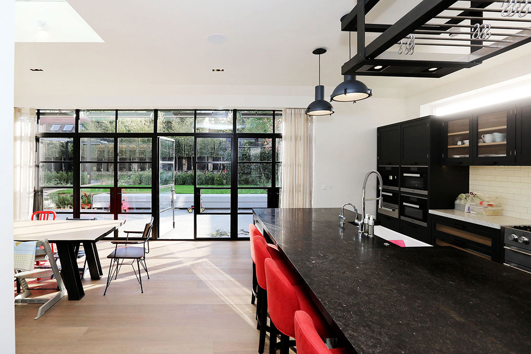 roehampton house conversion and extension
